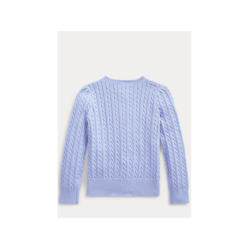폴로랄프로렌 Cable-Knit Cotton Cardigan