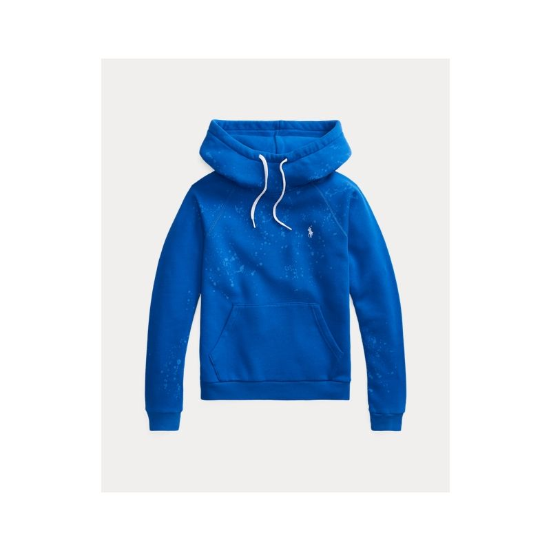 폴로랄프로렌 Acid-Wash Fleece Hoodie
