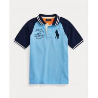 Big Pony Cotton Mesh Polo