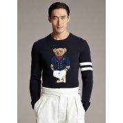 Bear Cashmere-Blend Sweater