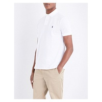 POLO RALPH LAUREN Custom slim-fit cotton Polo Shirt