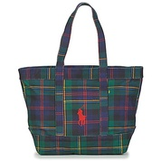 Polo Ralph Lauren PP TOTE-TOTE-MEDIUM Green / Multicoloured