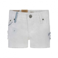 631bdf4772 Ralph Lauren Cruise Collection Girls White Cut Off Denim Shorts