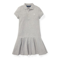 b602895e231b Polo Ralph Lauren Stretch Pique Polo Dress
