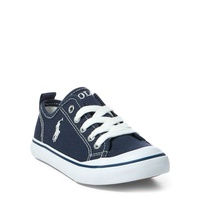 Polo Ralph Lauren Karlen Canvas Low-Top Sneaker