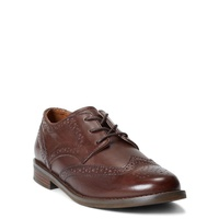 Polo Ralph Lauren Leather Wing-Tip Oxford Shoe