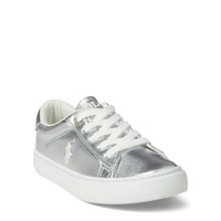 Polo Ralph Lauren Easten Faux-Leather Sneaker