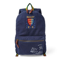 Polo Ralph Lauren Crested Canvas Backpack