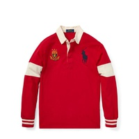Polo Ralph Lauren Big Pony Cotton Jersey Rugby