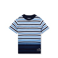 Polo Ralph Lauren Ombre Striped Cotton Tee