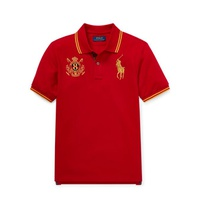 Polo Ralph Lauren Pique Mesh Polo Shirt