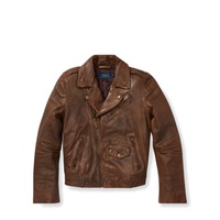 Polo Ralph Lauren Leather Moto Jacket