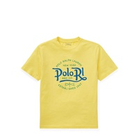 Polo Ralph Lauren Cotton Jersey Graphic Tee