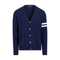 Polo Ralph Lauren Merino Wool V-Neck Cardigan
