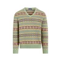 Polo Ralph Lauren Fair Isle Golf Sweater