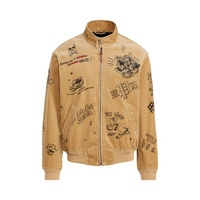 Polo Ralph Lauren Print Stretch Corduroy Jacket