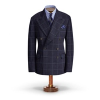 Polo Ralph Lauren Windowpane Twill Suit Jacket