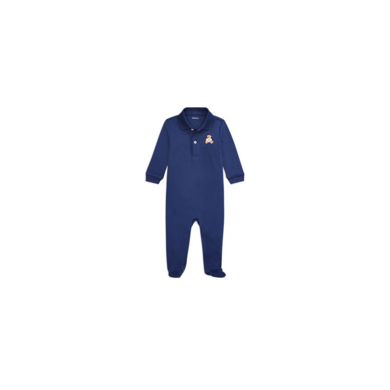 폴로랄프로렌 Polo Bear Cotton Coverall