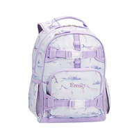 Potterybarn Mackenzie Lavender Magical Creatures Backpacks