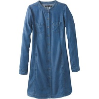 Prana Womens Aliki Shirt Dress