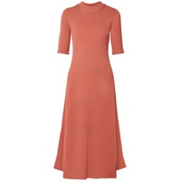 33cfaa3d6609e Proenza Schouler Frayed ribbed-knit midi dress
