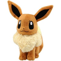 Purchaseforeasy Eevee Anime Animal Stuffed Plush Toy, 6-Inch