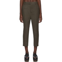 Grey Easy Astaires Trousers