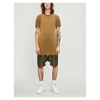 RICK OWENS Longline knitted T-shirt