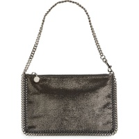 STELLA MCCARTNEY Falabella Pouch with Convertible Strap