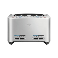 Sage the Smart Toast 4 Slice Toaster, Stainless Steel
