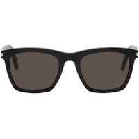 Black SL 281 Slim Sunglasses