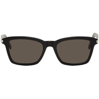 Black SL 283 Slim Sunglasses