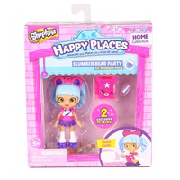 Happy Places Shopkins Single Pack Riana Radio Doll