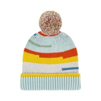 Stella McCartney Kids Hat with a bobble