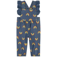 Stella McCartney Kids Chambray playsuit