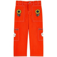 Stella McCartney Kids Baggy pants Oversize