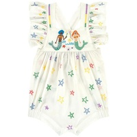 Stella McCartney Kids Organic cotton shortall