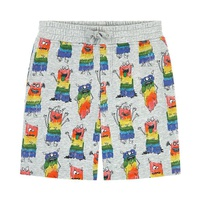 Stella McCartney Kids Organic cotton sportswear bermudas