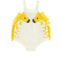 Stella McCartney Kids Knit playsuit