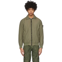 Khaki Naslan Light Watro Jacket