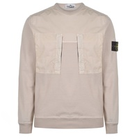 STONE ISLAND Double Pocket Sweatshirt
