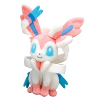TOMY Pokemon Small Plush Sylveon (Discontinued by manufacturer)
