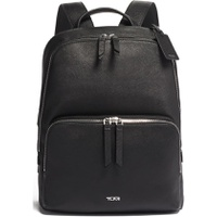 TUMI Varek Hudson Leather Backpack