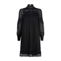 Ted Baker Anneah High Neck Lace Dress