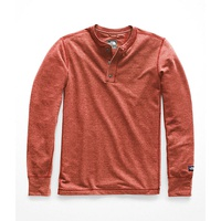 The North Face Mens TNF Terry LS Henley