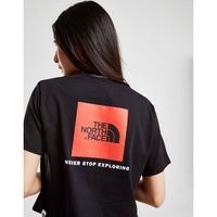 The North Face Crop Box Logo T-Shirt