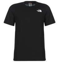 The North Face MEN?S S/S REDBOX TEE Black