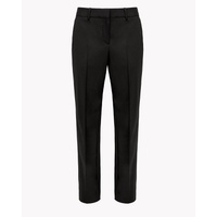 Theory Good Wool Classic Slim Crop Pant