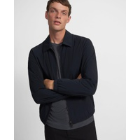 Theory Bomber Jacket in Precision Tech