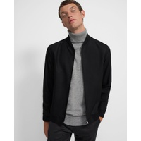 Theory Aiden Jacket in Stretch Flannel